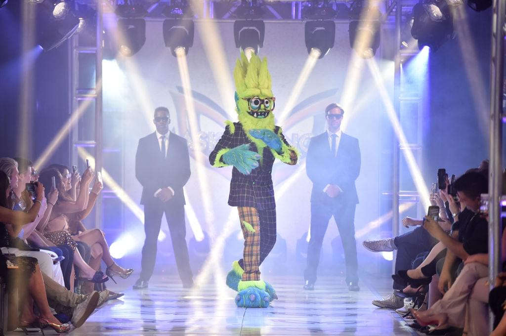 """The Sun Wins """"The Masked Singer"""" And Is Revealed To Be A Country Artist"""