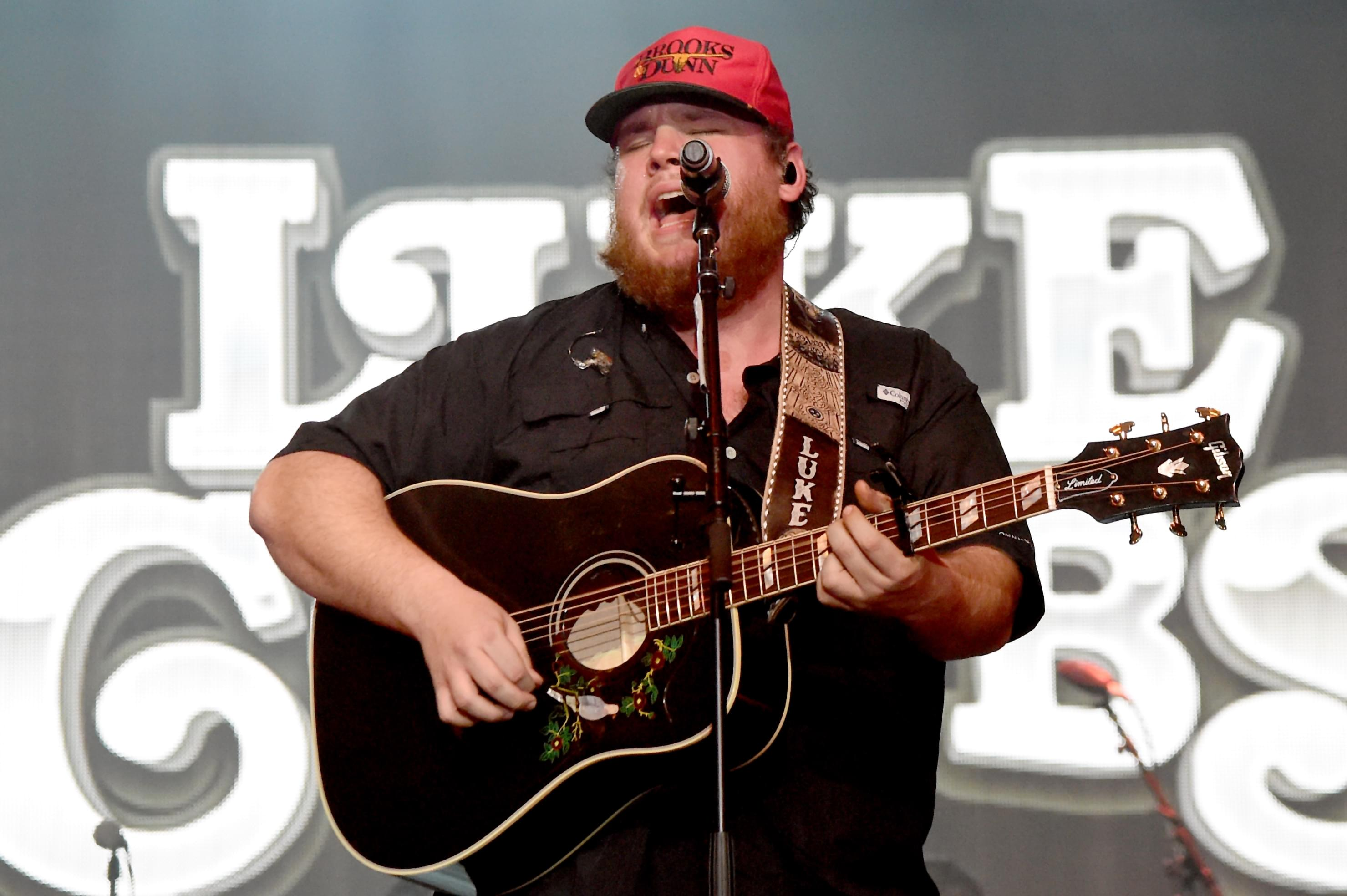Luke Combs Named One Of Time's Most Influential People Of 2021
