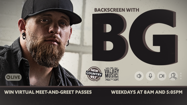VIRTUAL MEET-AND-GREET WITH BRANTLEY GILBERT
