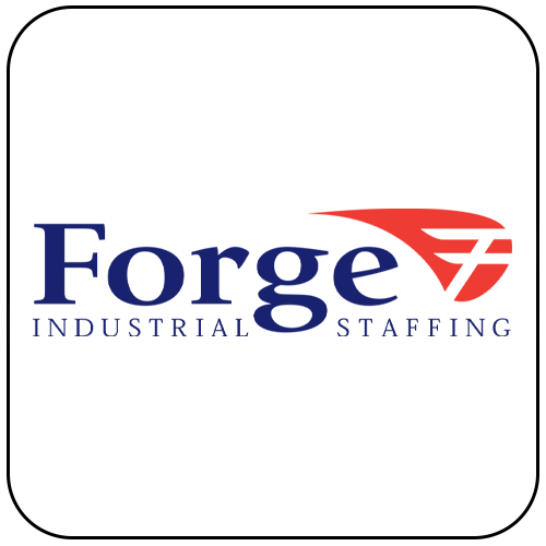 FORGE STAFFING   MANUFACTURING AND WAREHOUSING