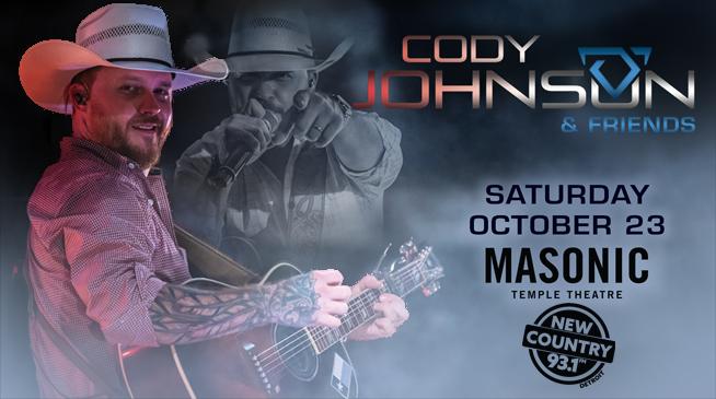 CODY JOHNSON | SATURDAY, OCTOBER 23, 2021