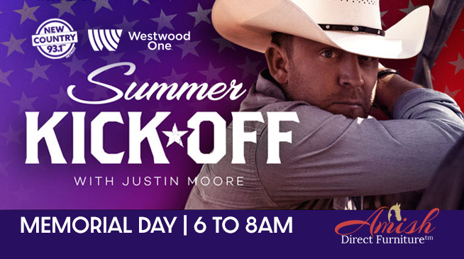 NEW COUNTRY 93.1 MUSIC | SUMMER KICK-OFF SPECIAL