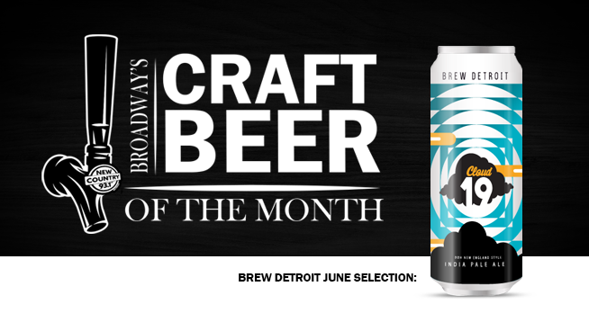 NEW COUNTRY 93.1 | CRAFT BEER OF THE MONTH