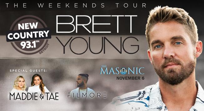 BRETT YOUNG | NOVEMBER 6, 2021