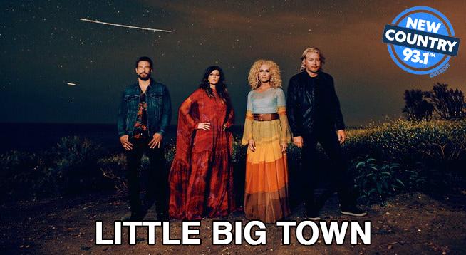 LITTLE BIG TOWN | OCTOBER 7, 2021