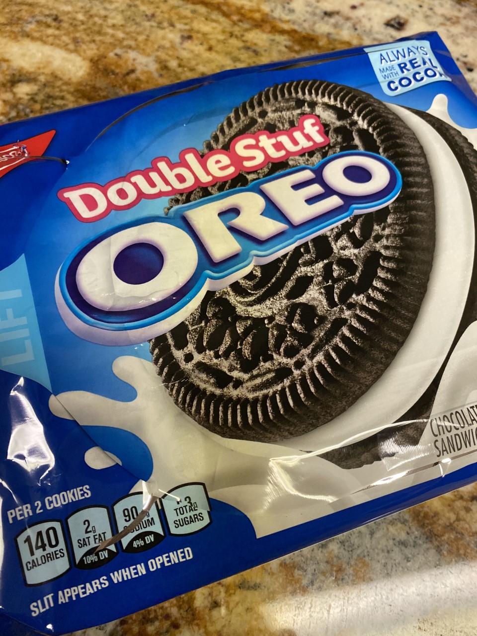 New Oreo Flavors!