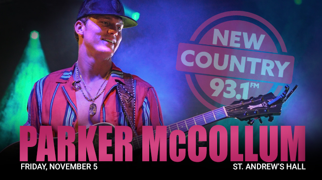PARKER McCOLLUM | NOVEMBER 5, 2021