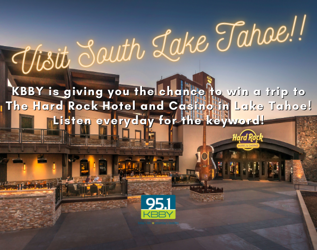 """95.1 KBBY's """"Escape to Lake Tahoe"""" Contest Official Rules"""