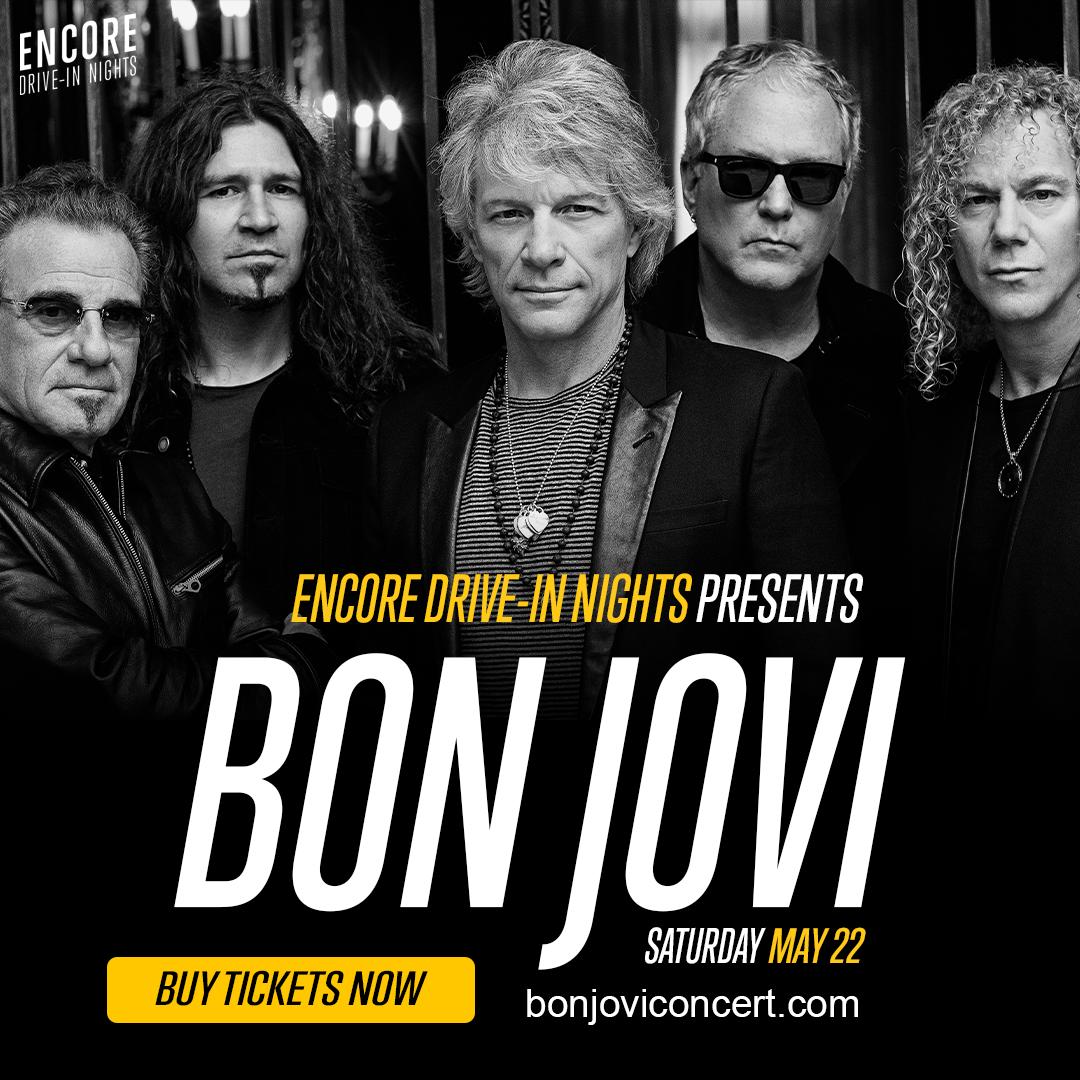 Bon Jovi Contest Rules