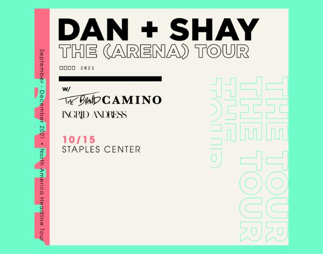 Dan + Shay Contest Rules