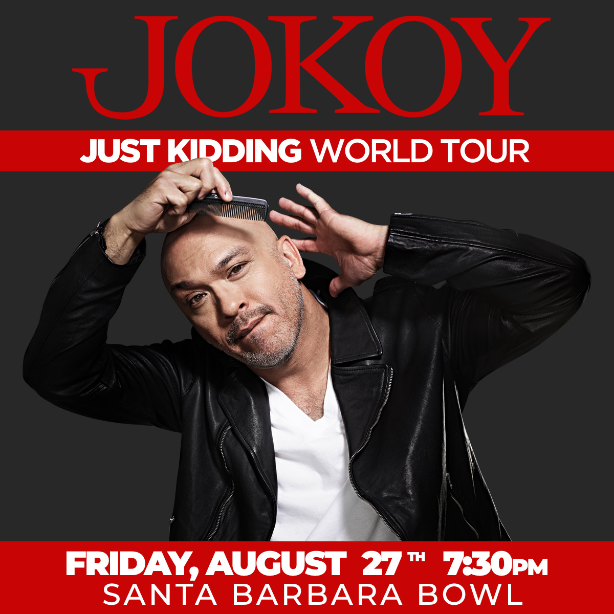 Jo Koy Text to Win Contest – Rules
