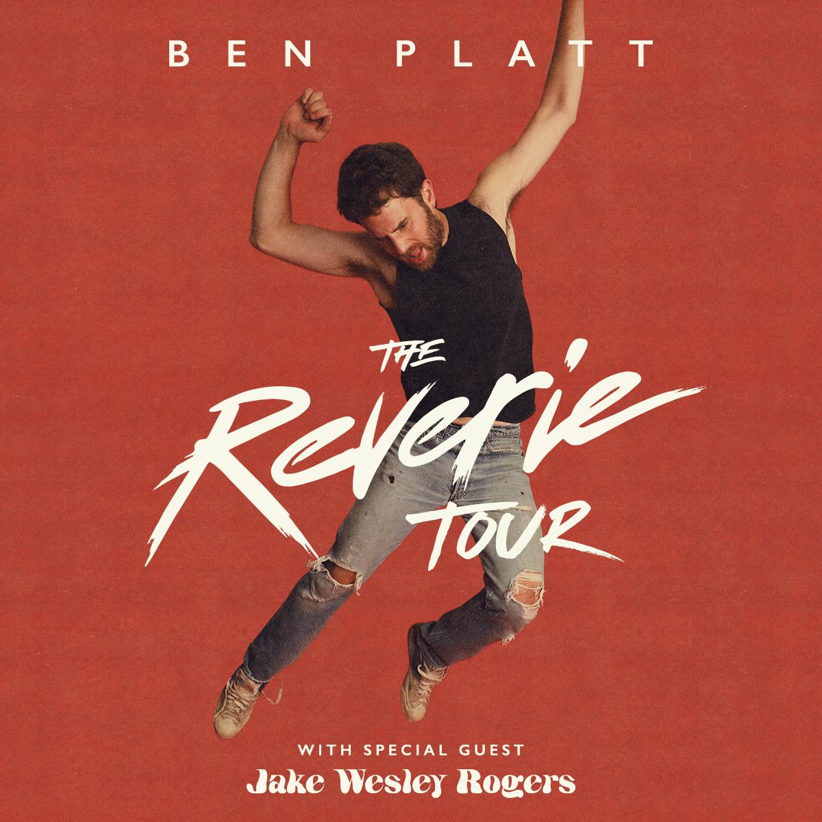 'Text to Win' tickets to see Ben Platt Live at the Santa Barbara Bowl all this week!