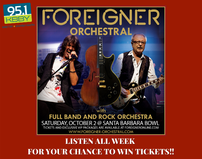 FOREIGNER 'TEXT TO WIN' CONTEST OFFICIAL RULES