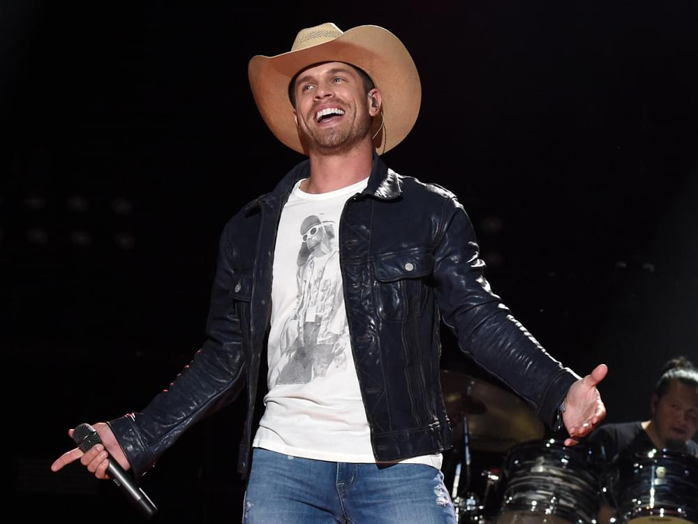 "Dustin Lynch Says He'll Live Up to Promise to Go Skydiving to Commemorate ""Good Girl"" Reaching No. 1"