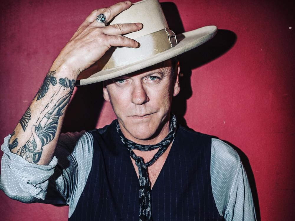 Kiefer Sutherland Announces New Tour