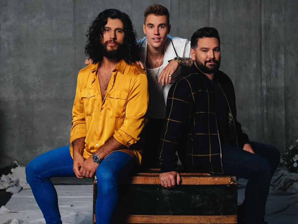 "Dan + Shay Team With Justin Bieber on New Single, ""10,000 Hours"" [Listen]"
