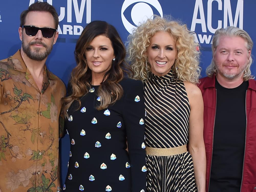 """Watch Little Big Town's '70s-Inspired Video for """"Over Drinking"""" Starring Michelle Monaghan"""