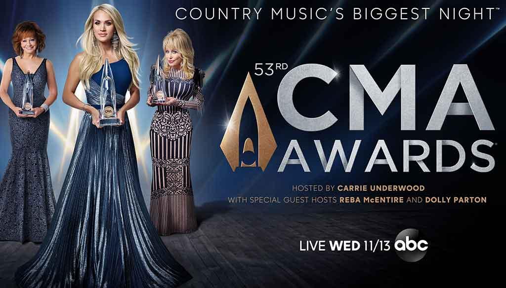 CMA Awards 2019 LIVE on ABC