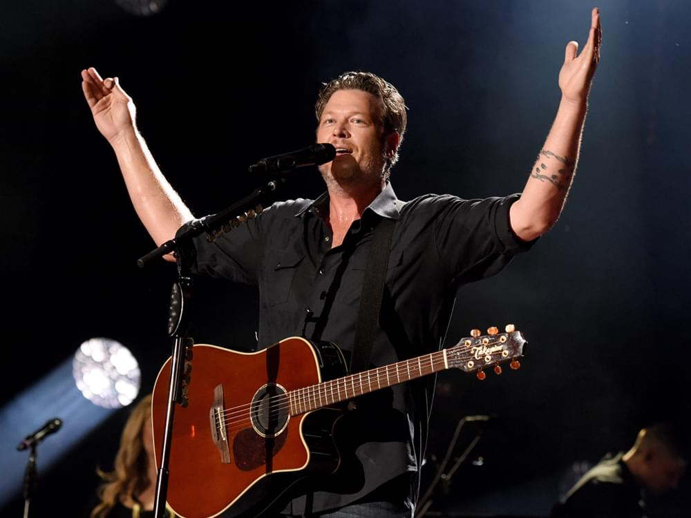 Blake Shelton's New Ole Red Venue to Open in April
