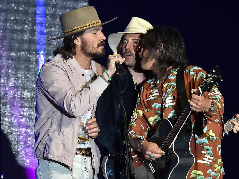 Midland to Drop New Live Album on Feb. 28