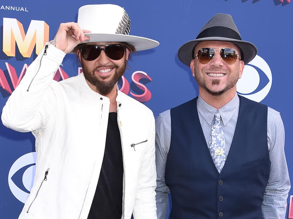 "Locash Once Headlined a Gig During a Pure Romance Convention: ""That Was a Crazy, Crazy Show"""