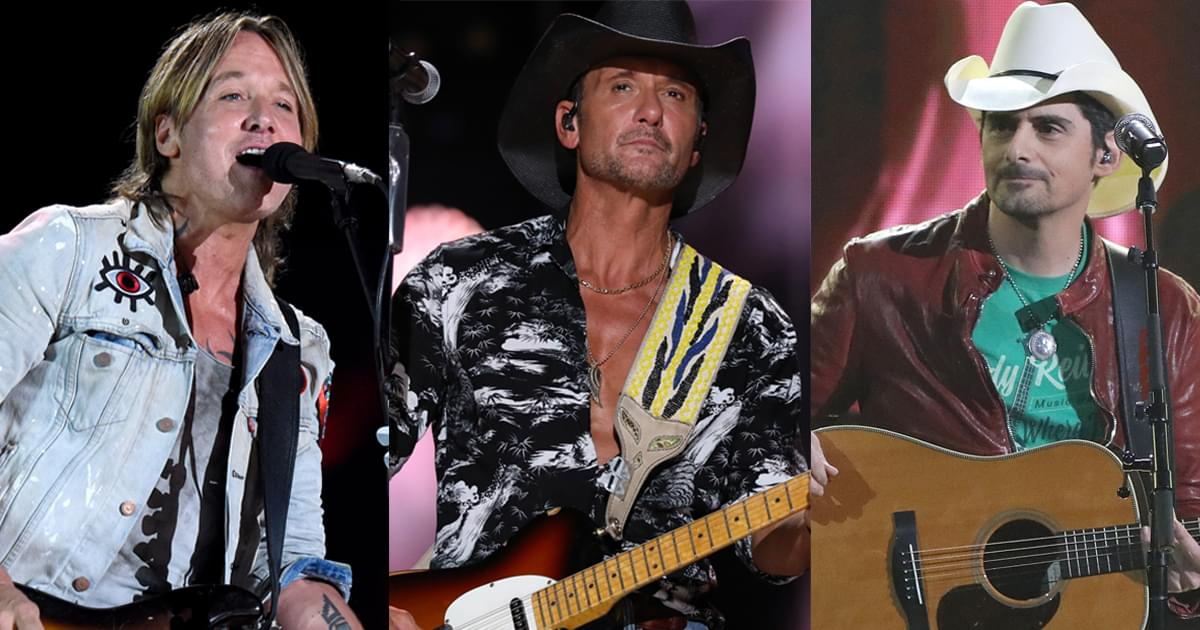 "St. Jude's ""Music Gives: Together"" Livestream on Aug. 13 to Feature Keith Urban, Tim McGraw, Brad Paisley & More"