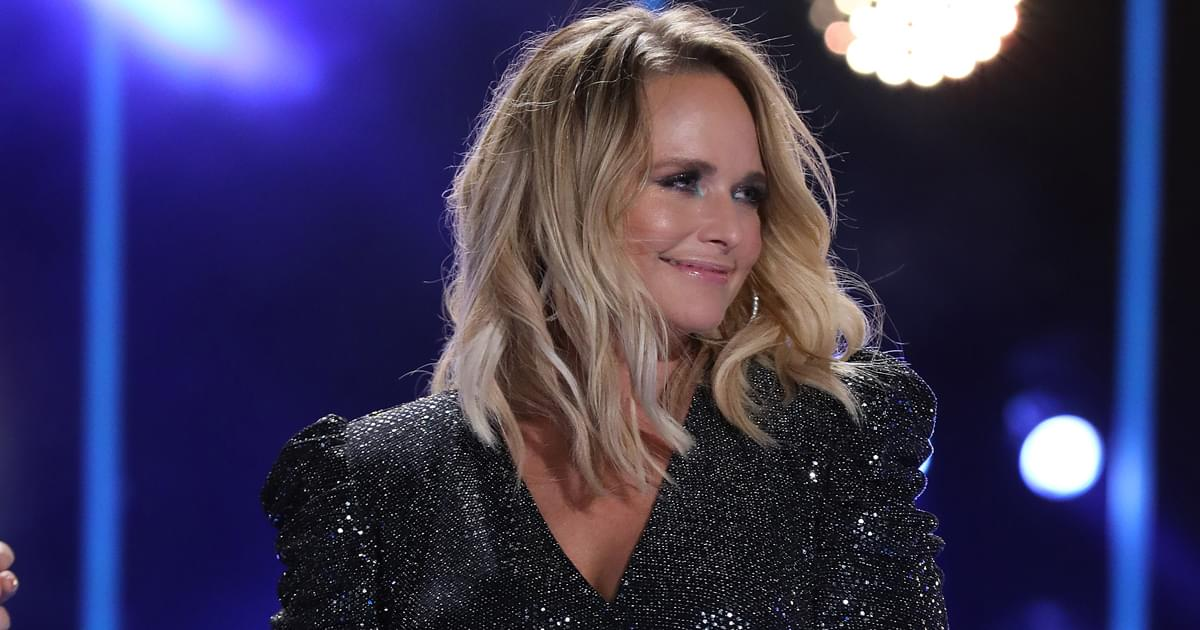 "Watch Miranda Lambert Perform No. 1 Hit ""Bluebird"" at the ACM Awards"