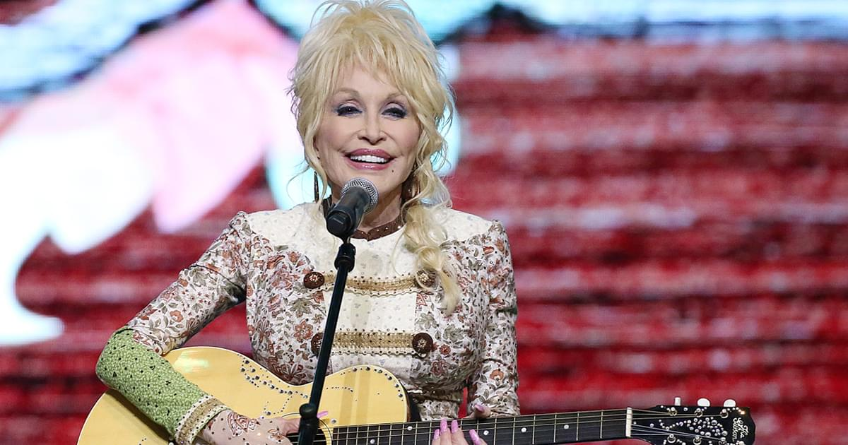 "Dolly Parton Celebrates Extensive Song Catalog With New Book, ""Dolly Parton, Songteller,"" on Nov. 17"