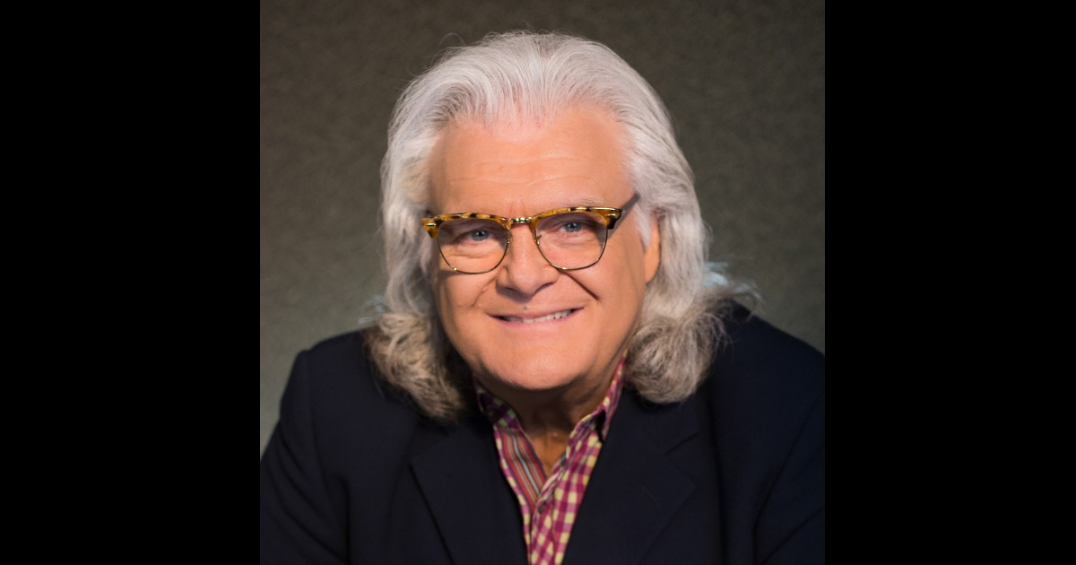 Ricky Skaggs Proves That It's Never Too Late to Finish What You Started