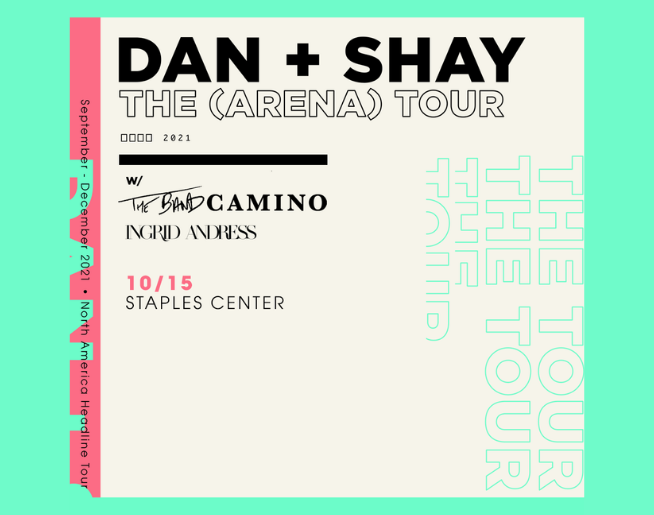 """100.7 KHAY's """"Dan + Shay"""" Contest Official Rules"""
