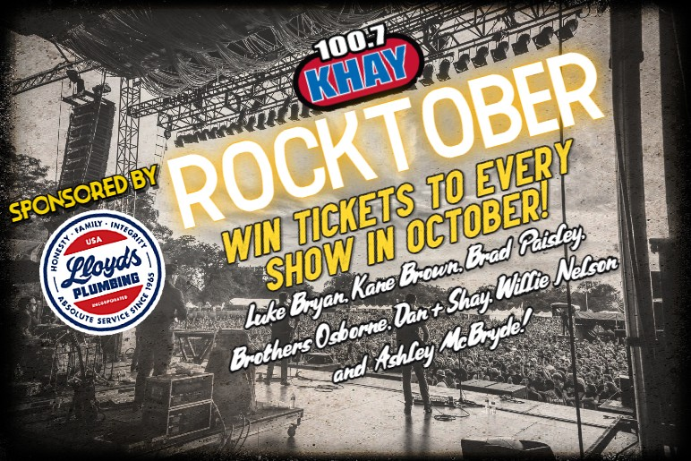 ROCKTOBER OFFICIAL CONTEST RULES