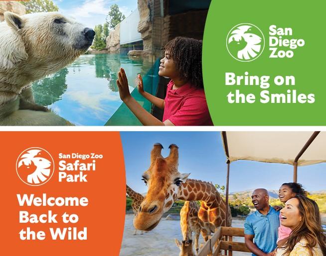 'Text to Win' San Diego Zoo Tickets on KRUZ!