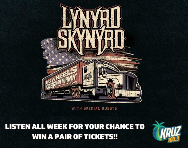 Lynyrd Skynyrd 'Text to Win' Contest Rules