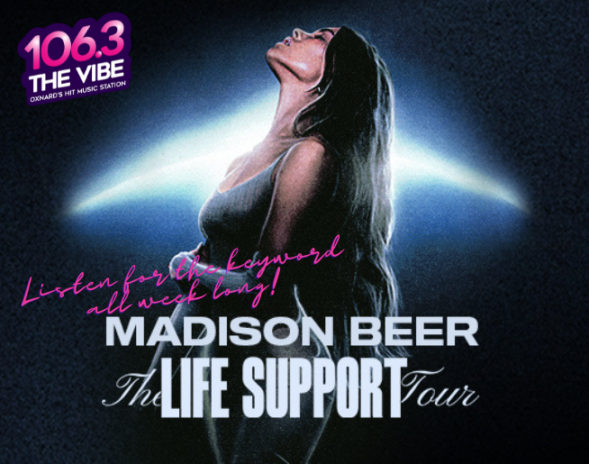 "106.3 The Vibe's ""Madison Beer"" Contest Official Rules"