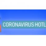 Coronavirus State Hotlines, Local Cancellations & More