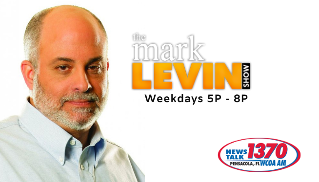 Mark Levin Weekdays 5P-8P