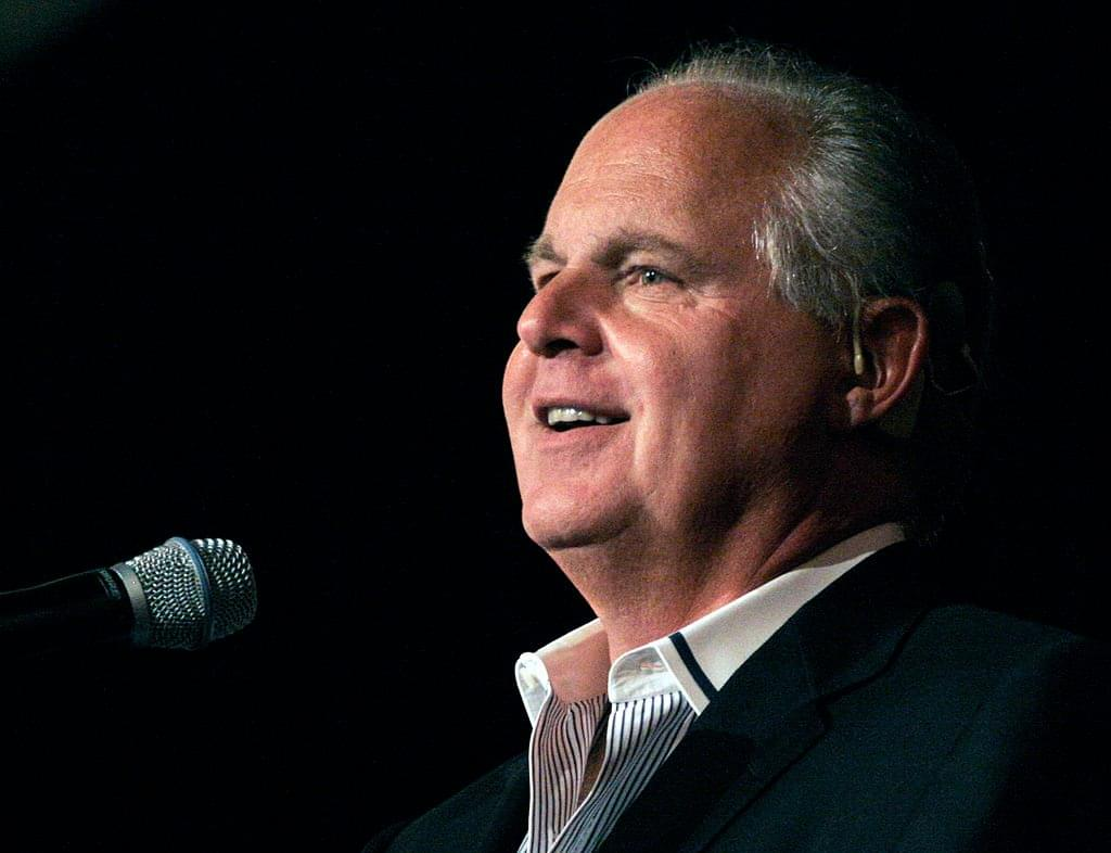 Rush Limbaugh, 1951-2021
