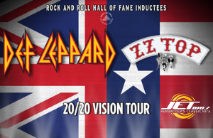 JET 100.7 Welcomes The 20/20 Vision Tour!