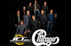 JET 100.7 Welcomes Chicago Live In Concert!
