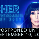 Cher Rescheduled Pensacola Show
