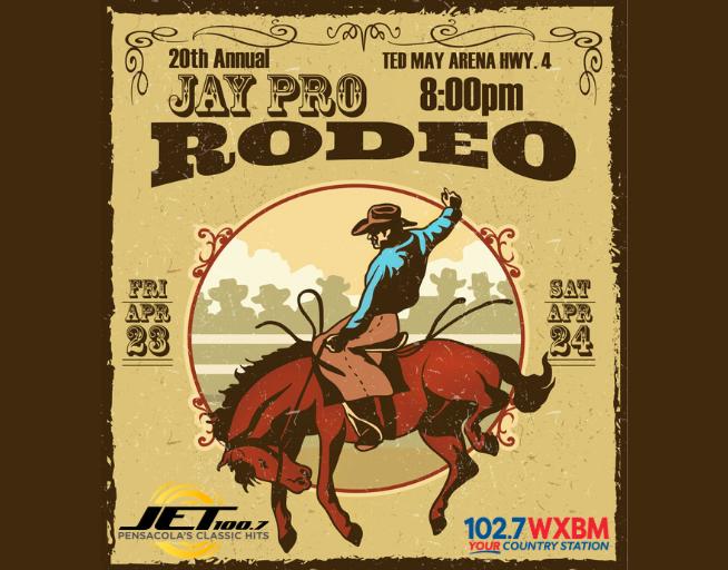Jay Pro Rodeo