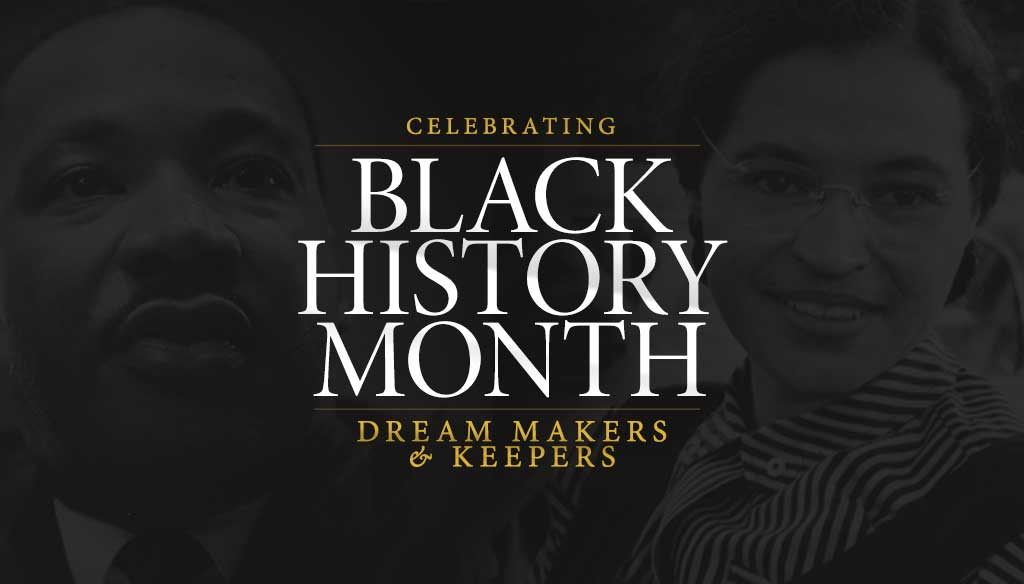 Celebrate Black History Month