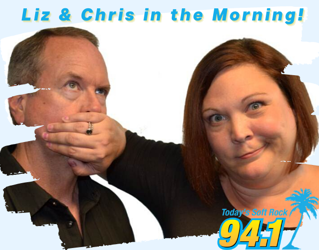 Liz & Chris in the Morning!