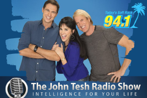 John Tesh and Intelligence For Your Life