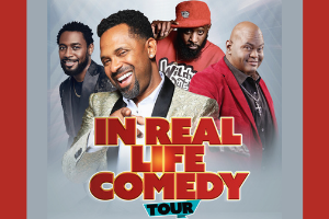 Mike Epps is coming to Pensacola!