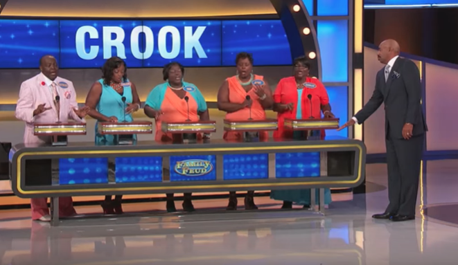 VIDEO: The Crook family from Bay Minette sing gospel for Steve Harvey on Family Fued