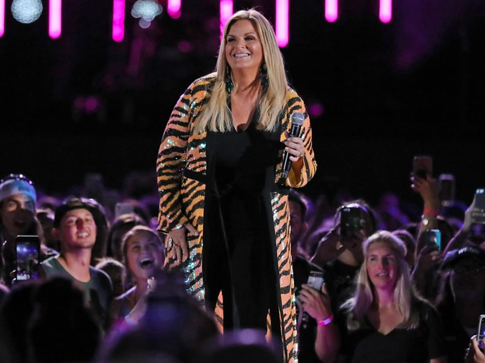 """Listen to Trisha Yearwood's New Song, """"Workin' on Whiskey,"""" Featuring Kelly Clarkson"""