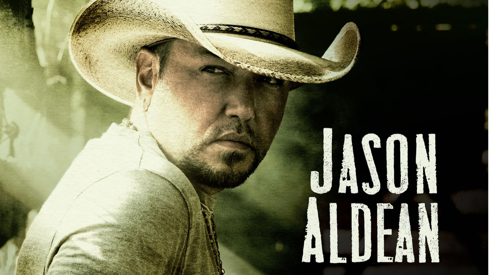"Jason Aldean's ""We Back"" Tour is coming to Biloxi"
