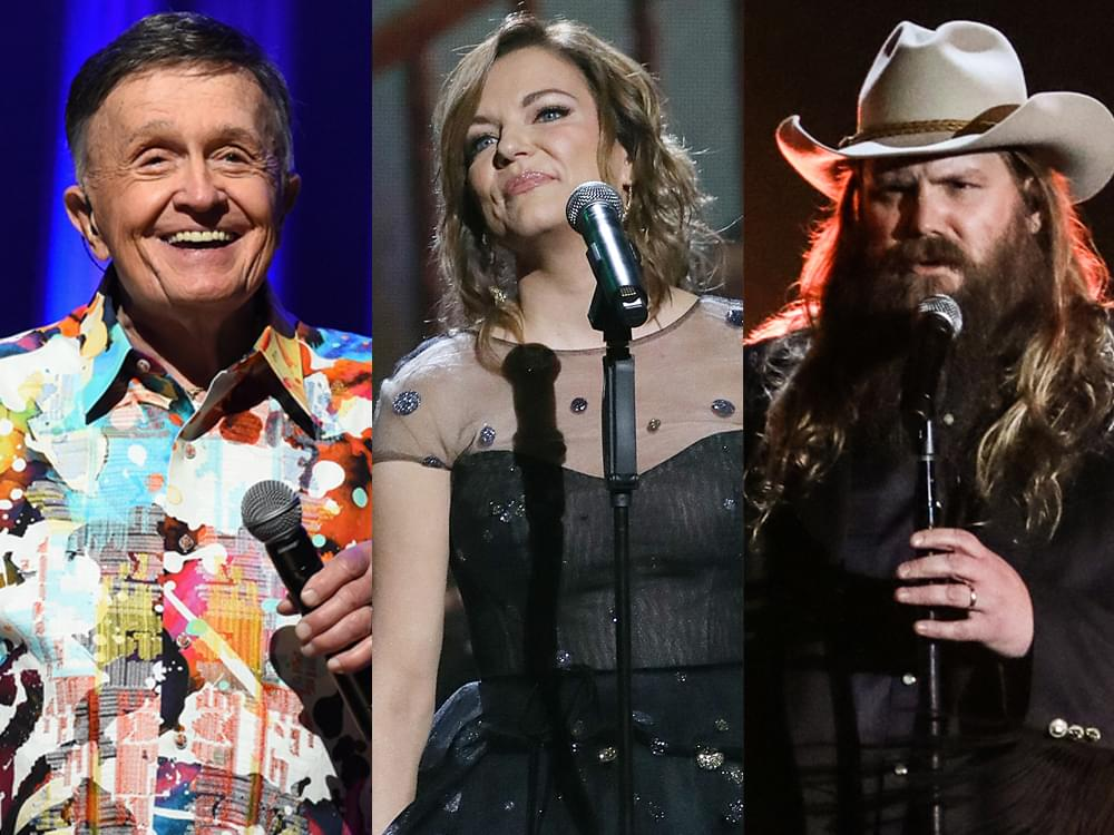 Country Music Hall of Fame & Museum to Feature Bill Anderson, Martina McBride, Chris Stapleton & More in 2020 Exhibits