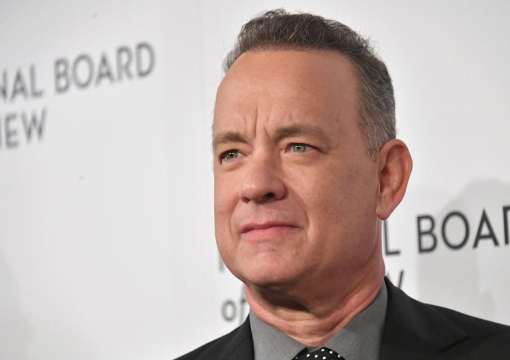 Great Life Advice From Tom Hanks